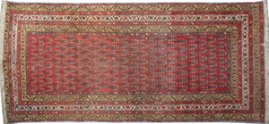 Tapis ancien Persan MALAYER 110X126 cm