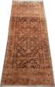 Tapis ancien Persan MALAYER 107X290 cm
